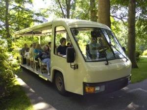 garden tram