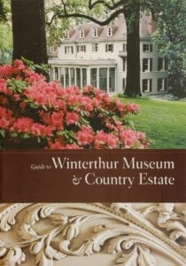 cover to Guide to Winterthur Museum & Country Estate