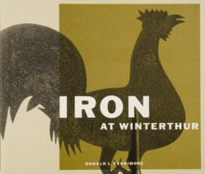 cover to Iron at Winterthur