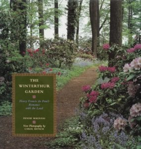 cover to The Winterthur Garden