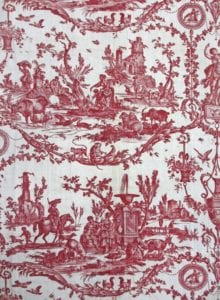 printed cloth