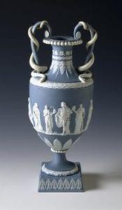 jasperware urn