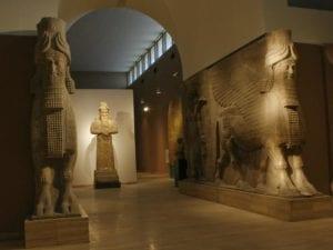 iraq statuary