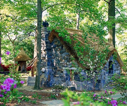 enchanted woods cottage