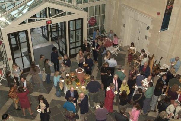 Galleries Reception Atrium