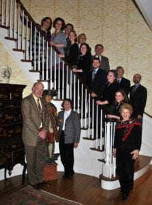 John and Marjorie McGraw with the WPAMC class of 2011