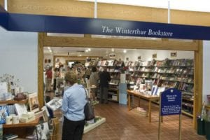 visitor center bookstore
