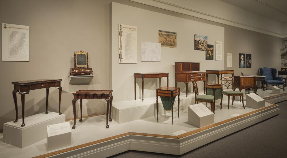 Boston Furniture At Winterthur Winterthur Museum Garden