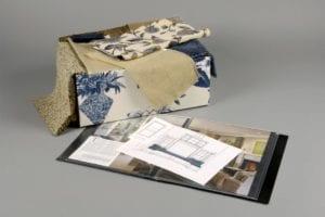 style box interior design in a box contents