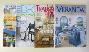 style interior design magazine collection
