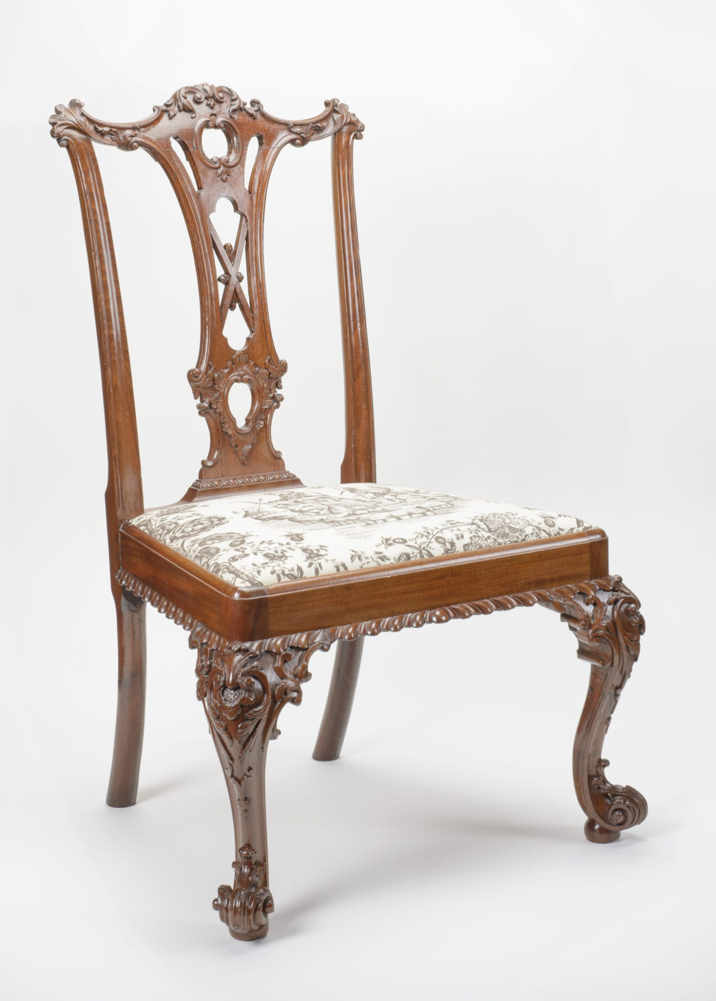 Thomas Chippendale At 300 Treasures From The Collection