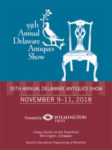 The 59th Annual Delaware Antiques Show Catalogue