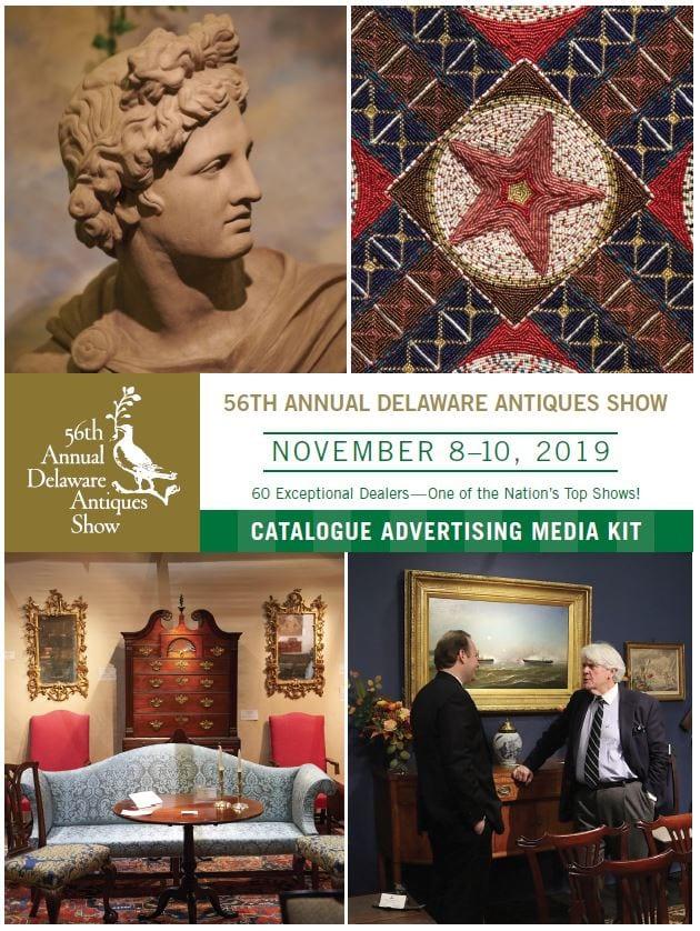 Delaware Antiques Show Catalogue | Winterthur Museum, Garden