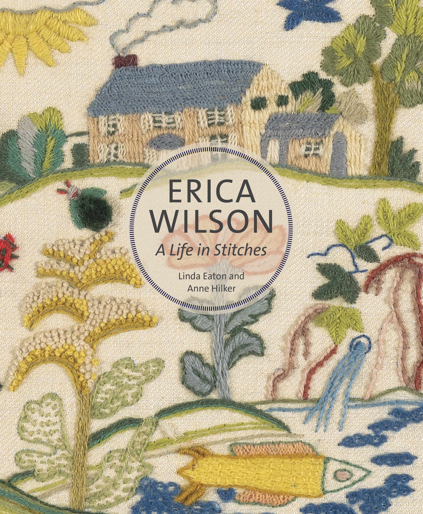 Book image of Erica Wilson: A Life in Stitches