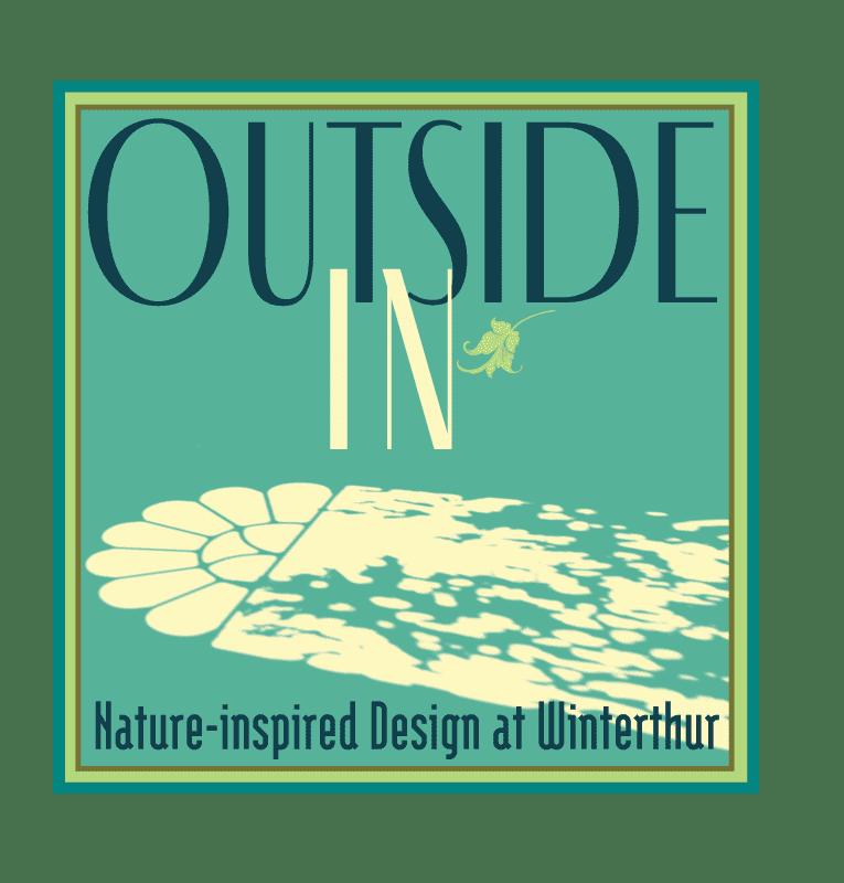 Logo for Outside In: Nature-inspired Design at Winterthur